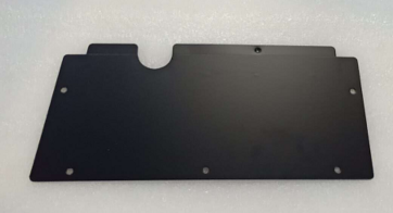 A107-149-000 R-SIDE GUN PANEL L COVER BOARD