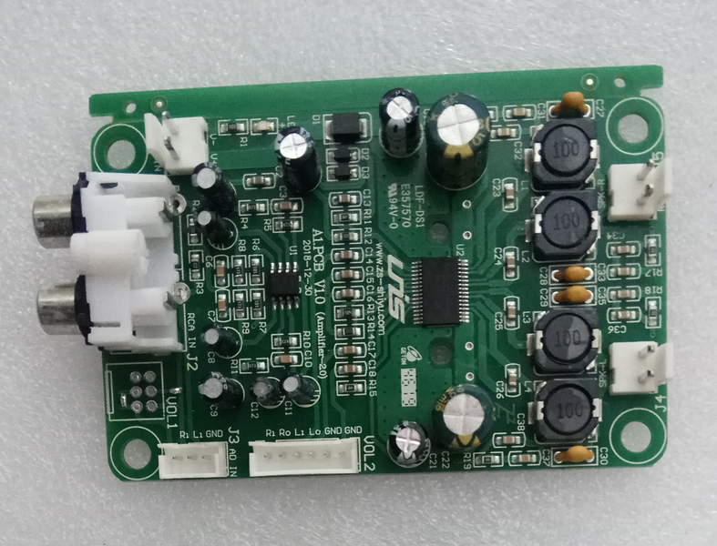 B137-416-000 AMPLIFIER Board
