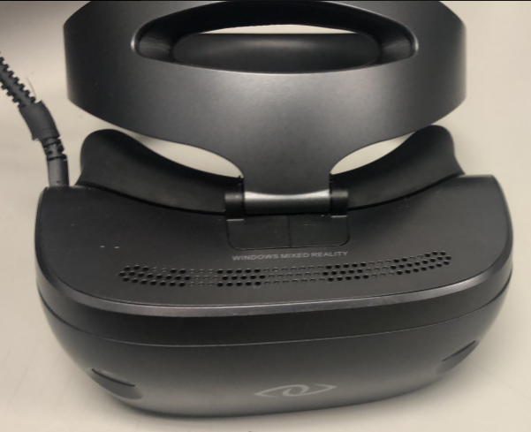 U110-454-002 Refurbished VR Headset with old headset trade in