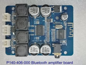 P140-406-000 PONG BLUETOOTH AMPLIFIER BOARD