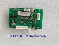 More about the 'P140-420-001  PONG MULTIMEDIA BOARD' product