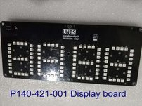 More about the 'P151-437-000 PONG DISPLAY BOARD' product