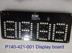 P151-437-000 PONG DISPLAY BOARD