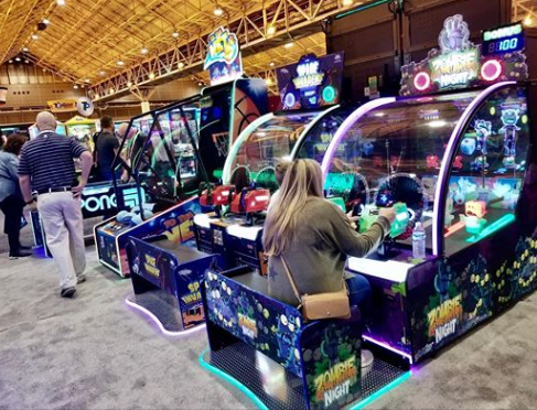 View post titled Amusement Expo International in New Orleans